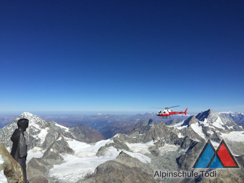 schönste gipfelbesteigungen alpen